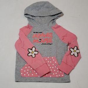 Minnie Mouse hoodie tee